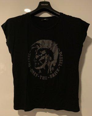 Shirt von Diesel mit Indianer, 38/M
