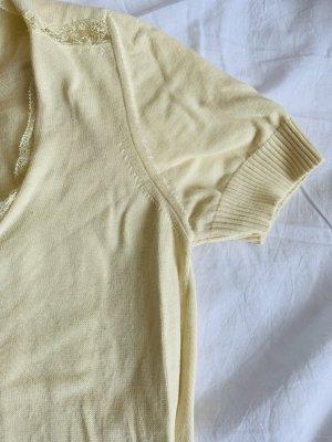 Dsquared2 Haut basique jaune-jaune primevère