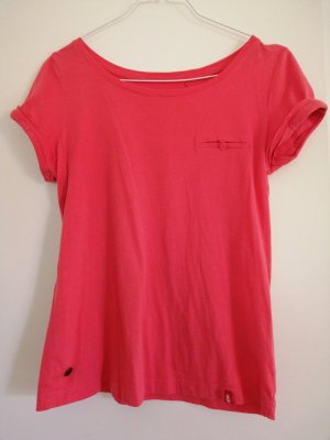 edc by Esprit T-Shirt brick red