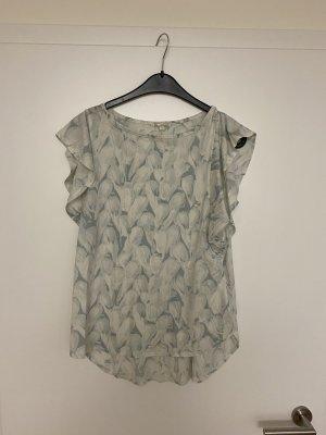 Gap Oversized shirt room-grijs-groen