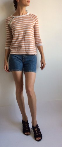 Hilfiger Denim Stripe Shirt natural white-beige