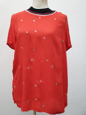 Joules Blusa argento-rosso