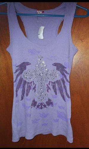 Shirt von Key Largo Lila Gr S Neu
