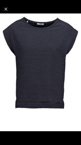 Kiomi Boatneck Shirt dark blue