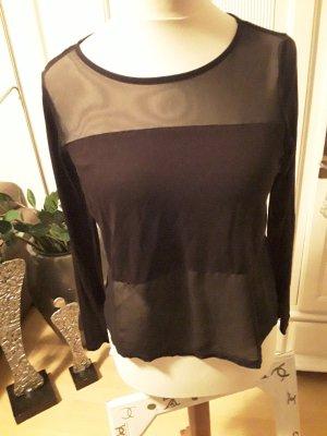Mexx Netshirt zwart