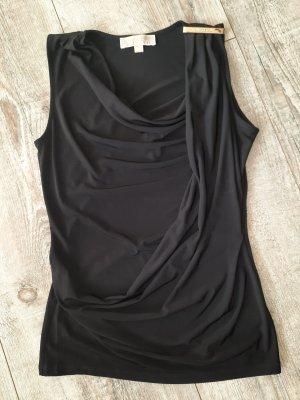 Michael Kors Koszulka na jedno ramię czarny
