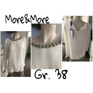Shirt von More & More Gr. 38 *NEU*