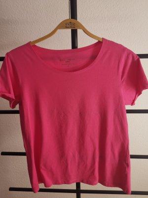 munich freedom Basic Shirt pink