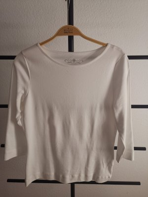 munich freedom Basic Shirt white