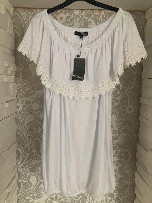 My Own Camicia a tunica bianco