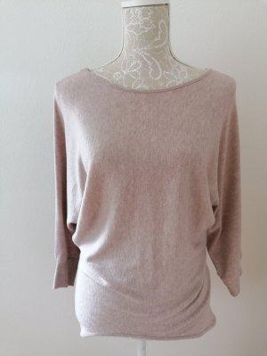 new collection Camisa holgada beige