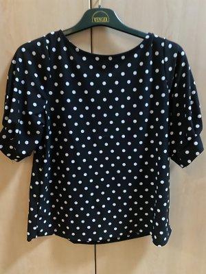 New Yorker T-Shirt black-white