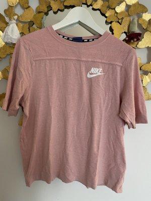 Shirt von Nike in Hellrosa
