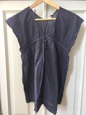 No.l.ita Camisa tipo túnica violeta oscuro Algodón