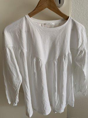 Opus Shirt Tunic white cotton