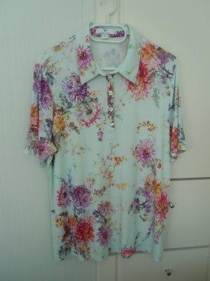 Shirt von Peter Hahn  Gr. 46 zartgrün