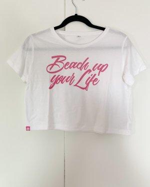 Shirt von Rheinufer (Fair Fashion) Größe S Weiß