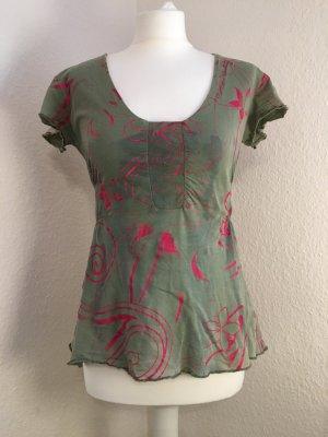 Shirt von Ripcurl in khaki-pink