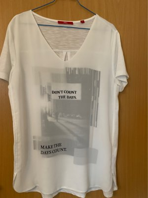 Shirt von S.Oliver