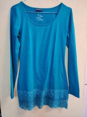 Street One Long Shirt turquoise