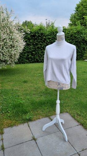 Tally Weijl Koszulka z golfem w kolorze białej wełny-jasnobeżowy