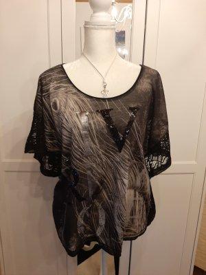 Tredy T-shirt grigio-antracite