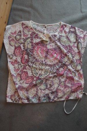Tredy Camisa holgada multicolor