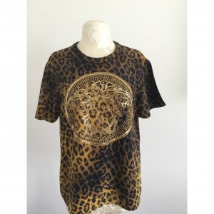 Versace Top extra-large multicolore