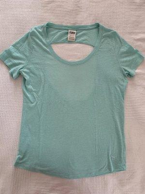 Shirt von Victoria's Secret Pink in Mint Grün Größe XS 34