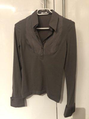 Wolford Polo Shirt green grey