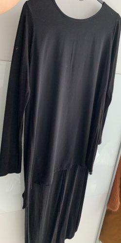 Zara Camisa larga negro