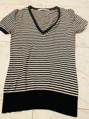 Part two T-shirt bianco-nero