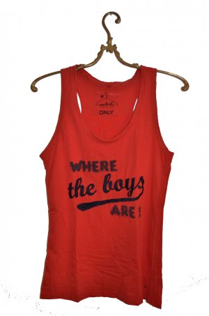 "Shirt ""Where the Boys are"" (Gr. 36/38)"