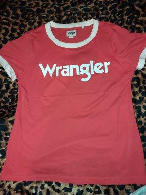 Wrangler  rosso scuro