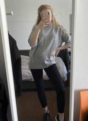 Zara Trafaluc Camicia lunga multicolore