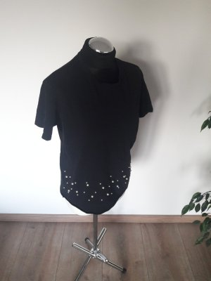 shirt zara gr. s perlen