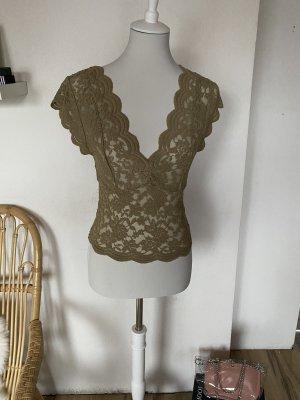 Shirt Zara in Spitze und schönen Details