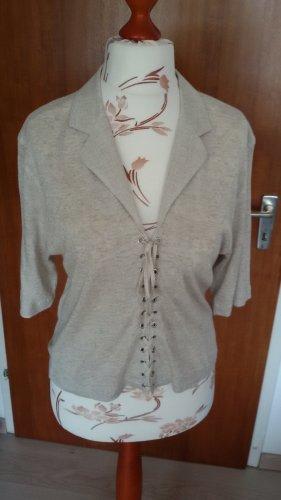 Joye & Fun Camicia maglia beige