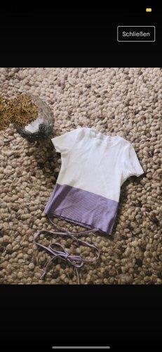 Shirt zum Schnüren Subdued