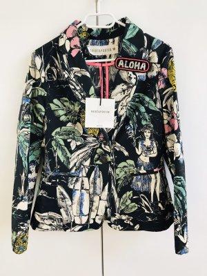 Shirtaporter Blazer, aktuelle Kollektion, Baumwolle, Gr. 34 -NEU-