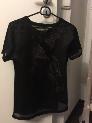Dondup Short Sleeved Blouse black
