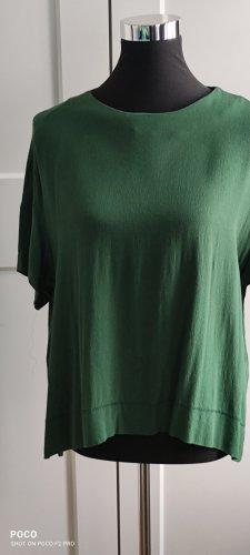 Woman for H&M Shirt Tunic dark green