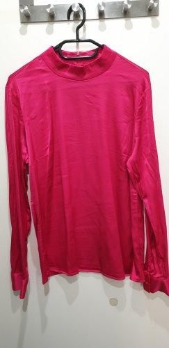 Shirtbluse Bluse Lachs