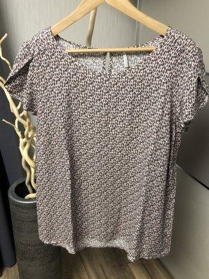 Shirtbluse gemustert