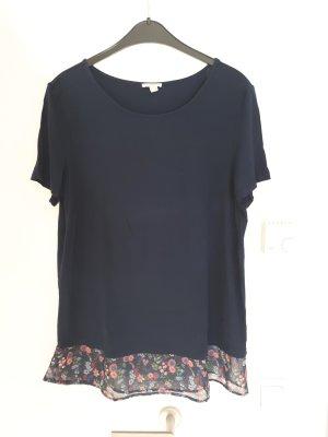 Shirtbluse im Layerlook