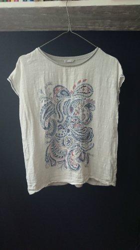 Shirtbluse mit Print