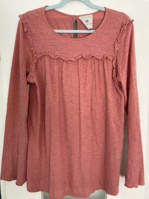 Sienna Blouse Shirt rose-gold-coloured