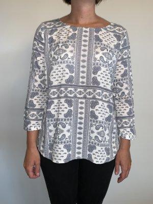 Shirtbluse von Tom Tailor Gr. 36 weiß