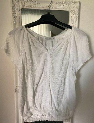 Shirtbluse weiß