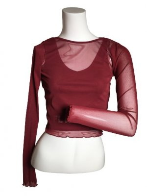FB Sister Body marrone-rosso-bordeaux